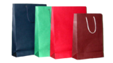 бумажные пакеты из эфалина, шелкография на эфалине, печать логотипа на пакетах из эфалина, переплетные материалы, эфалин