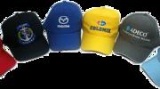 Бейсболки с логотипом, печать на бейсболках, термотрансфер на бейсболках