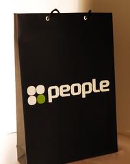 дизайнерские пакеты, дизайнерская бумага Тач Кавер, чёрный Тач Кавер, бумажный пакет из дизайнерской бумаги, нанесение логотипа на бумажный пакет из дизайнерской бумаги