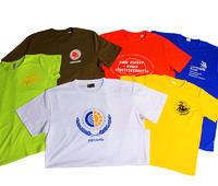 реклама на футболках с логотипом, футболки с логотипом