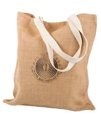 тканевые сумки, джутовая сумка,печать на джутовой сумке,нанесение логотипа на сумку,шелкография на джутовой сумке