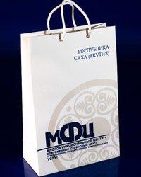 бумажные пакеты эфалин, переплетный материал для бумажных пакетов, печать по эфалину, пакеты из эфалина с логотипом