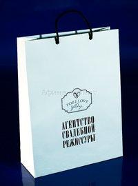 """Бумажные пакеты из дизайнерской бумаги, дизайнерские пакеты, дизайнерская бумага """"Бурано"""",шелкография на дизайнерском пакете, дизайнерский пакет с логотипом"""