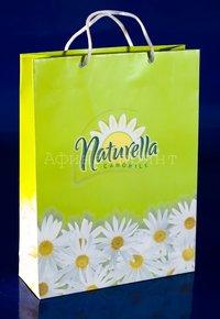 бумажный пакеты, ламинированные пакеты, пакет из мелованной бумаги, бумажные пакеты с ламинацией