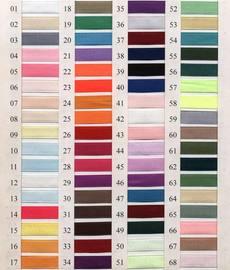 цветовая гамма атласной ленты, атласная лента для пакетов
