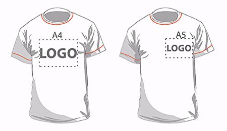 логотип на футболке,формат печати,печать логотипа на футболке,шелкография на футболках
