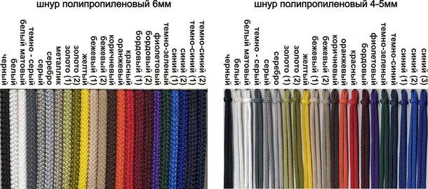 шнур для пакетов,полипропиленовый шнур для бумажных пакетов